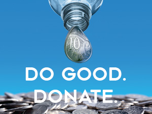 Do good donate