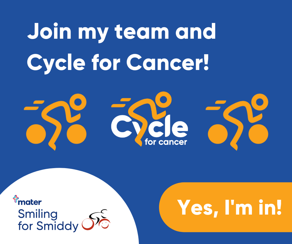 Cycle for Cancer - FB Tile 7