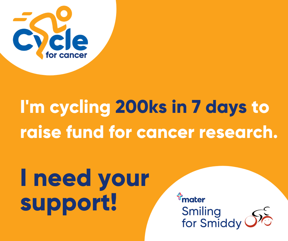 Cycle for Cancer - FB Tile 4