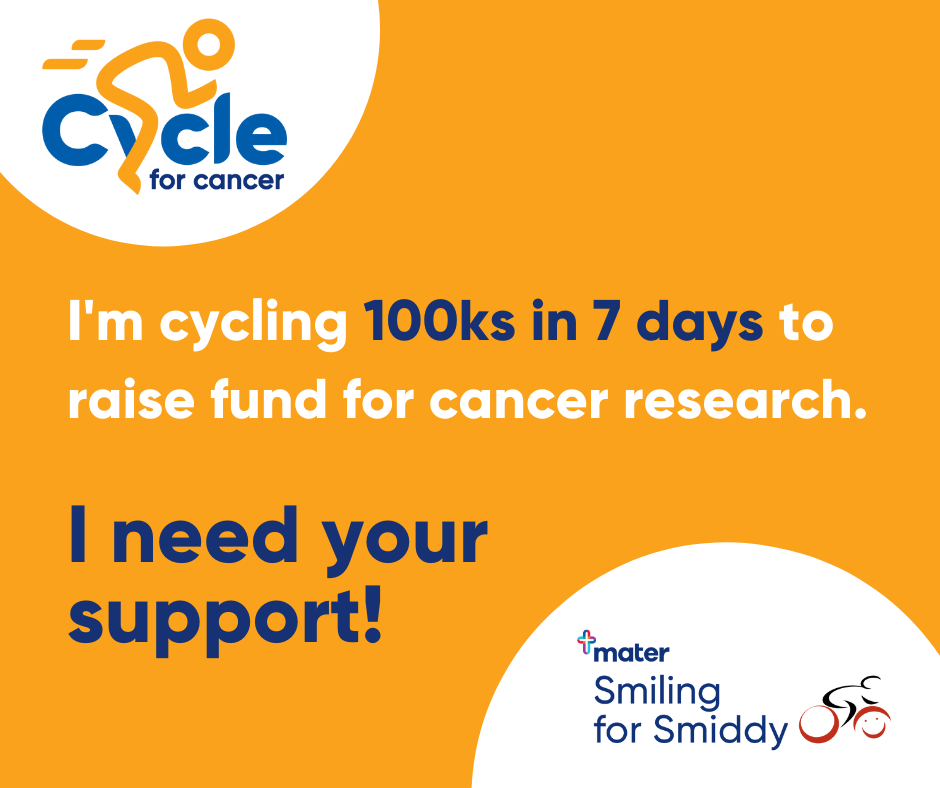 Cycle for Cancer - FB Tile 2
