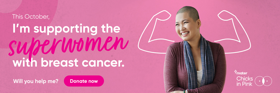 Breast Cancer Awareness Email Signature