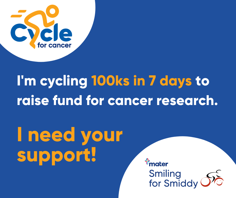 Cycle for Cancer - FB Tile 1