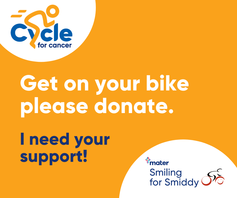 Cycle for Cancer - FB Tile 6