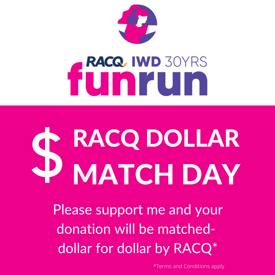 RACQ Dollar Match Day